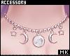 金. Moonlight Silver