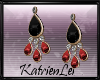 KL* Elvira II earrings