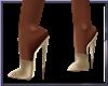 Eva heels gold