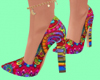 R| Boho Summer Love heel
