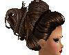 Brown Hair Cabello Cafe