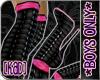 [KAD]Vertigo Boots~Pink~
