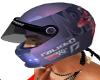 GTAsports blue helmet