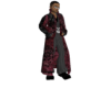 * Burgandy Mens Fur
