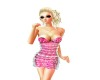 Short pink sweety Dress