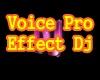 f3~Voice Pro Effect Dj