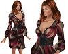 TF* Retro Mini Dress