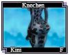 Knochen Kini F