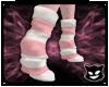 [PP] Cute Boots Pnk&Wht