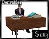 *Scuz* Teacher Desk