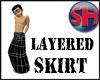 [SH] Men Layerable Skirt