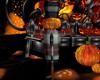 *Pumpkin Scarecrow