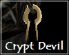 Crypt Devil Ear Plugs