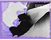 G; Claws .Purple