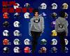 DD Nfl hoody Raiders