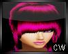 (CW)Pink Twister Hair
