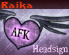 [R] AFK Winged Heart