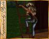 I~Anim. Barn Ladder