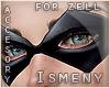 [Is] Zell Superhero Mask