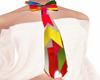 Gravata Tie Colorful