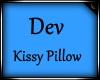 * Kissy Pillow Dev