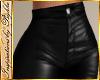 I~Blk Leather Pants*RL