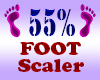 Resizer 55% Foot