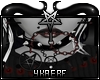 Pentagram Lip Chain F
