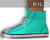 """ Coolin' Kicks"