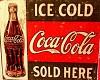 Coca'Cola Sign