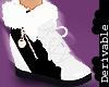 ! Fall19 Sneakers w fur