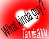 ~TN~I want a boy sticker