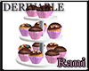 Cupcakes - Derivable