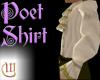 18th Century Poet Shirt