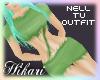 [Bleach] Nell Tu Outfit