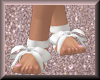 Doll Angel Feet White
