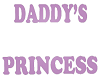 V2 Daddys Princess Sign