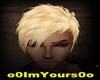 [ImY] GoldBlonde Hair