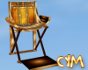Cym Egyptian Tutan Chair