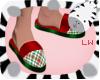 [LW]Dad&Son Elf Slippers