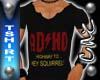 |CAZ| ADHD Tee M