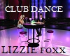 {FE}CLUB DANCE TABLE