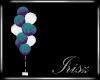 Irisz Balloon Cluster