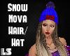 Snow Nova Hair/Hat