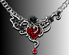 SL Bleeding Heart Neckla