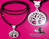 V - Tree of life silver