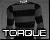 Torque Sweater + Shirt