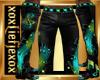 [L] NEON Music Pants M