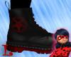 L* Satanic Boots