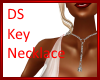 DS Key Necklace